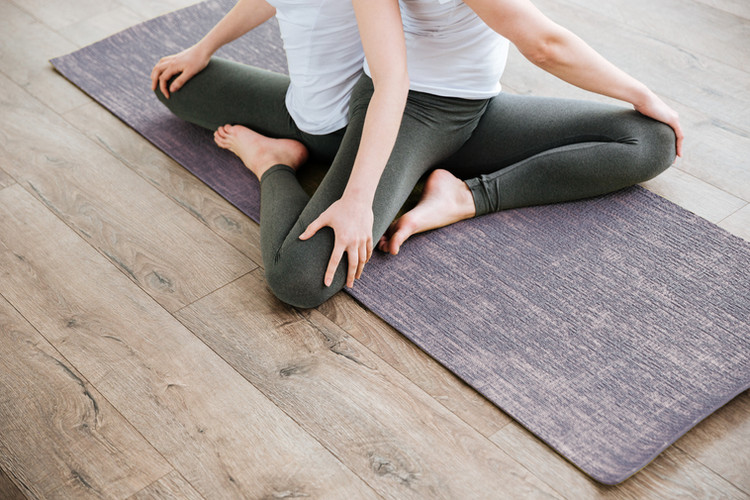 Couple Yoga
