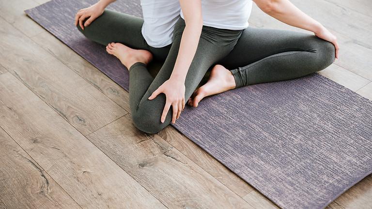 Yoga, Core & the Pelvic Floor