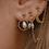 Thumbnail: MOEAVA⎜Boucles d'oreilles