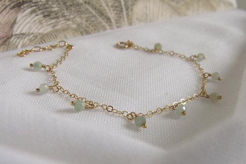 MIRI ITI⎜Bracelet perles de jade