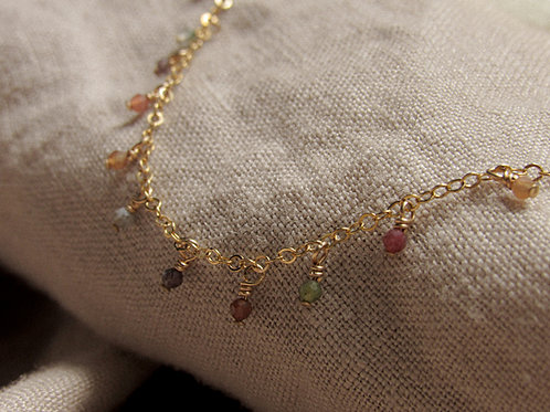 AVAE⎜Collier agate indienne