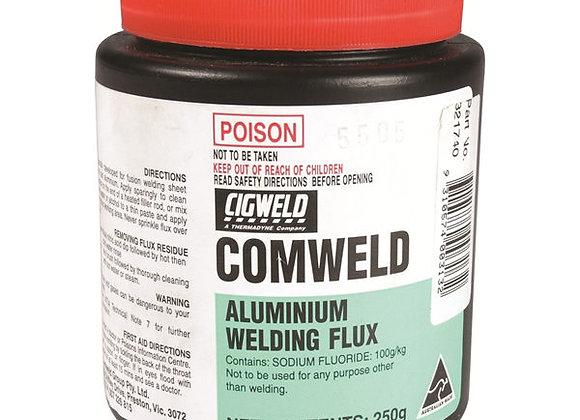 321885 - CIGWELD Comweld Vapaflux, 19 Litre Tin Drum = 1 Each