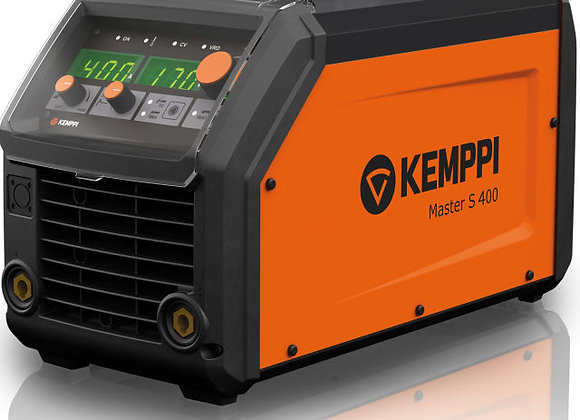 P0794 KEMPPI Master S 400A Heavy duty CC/CV MMA package Integrated VRD