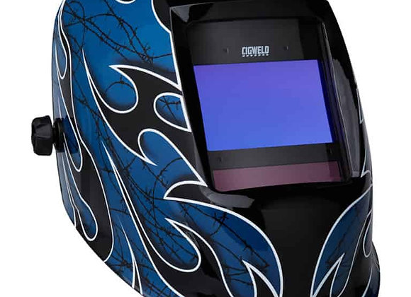 454352 ProPlus Digital Auto-Darkening Welding Helmet Barbed Wire