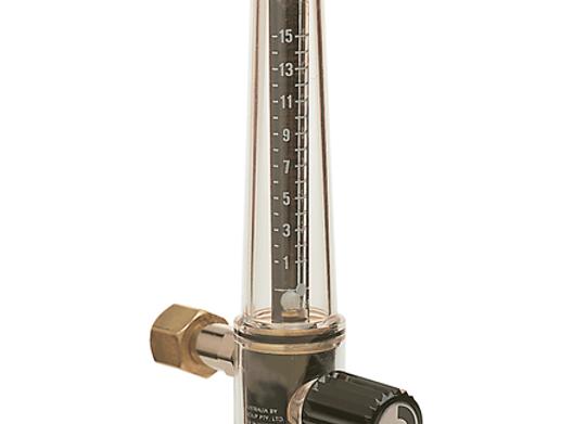 301710 - CIGWELD COMET Flowmeter 0-15 L/min (TIG)