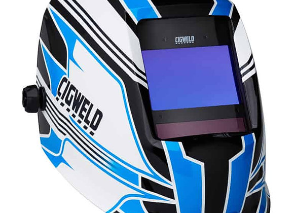 454353 ProPlus Digital Auto-Darkening Welding Helmet Pro Racer
