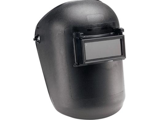 453833IND Hiderok Lift Front Passive Welding Helmet - 108x51mm