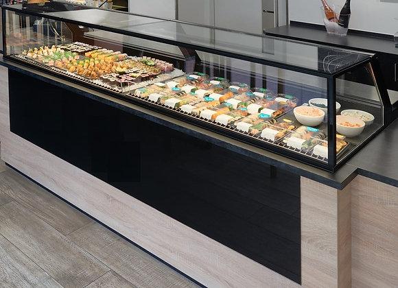 Sushi Bar Refrigerator 3500Lx560Wx1350H