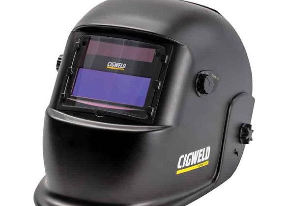 454337 WeldSkill Essential Auto-Darkening Welding Helmet Shade 9-13 Black
