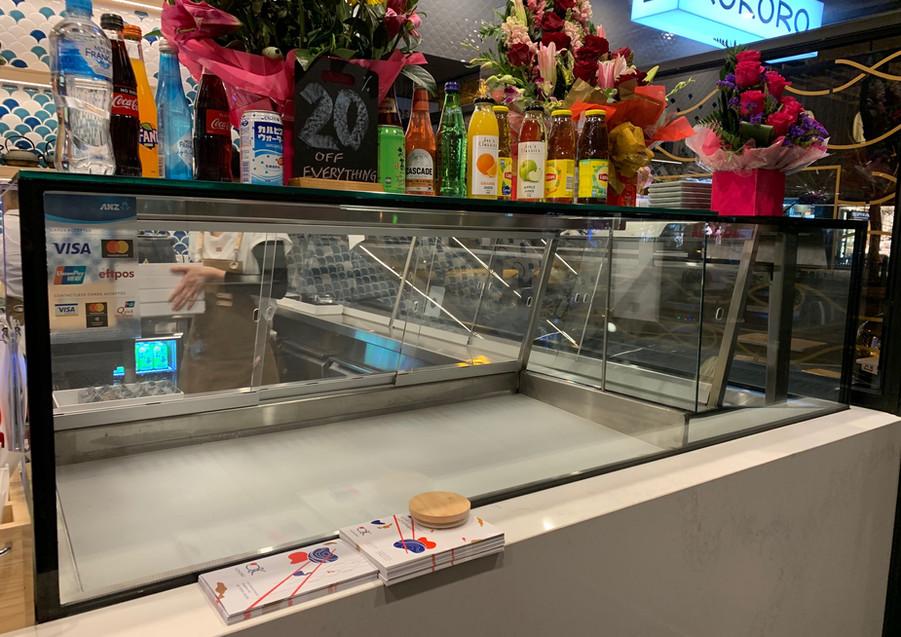 Sushi Bar Refrigerator