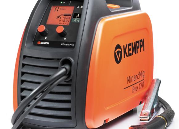P0683 KEMPPI MINARCMIG EVO 170A Compact CV MIG/MAG package