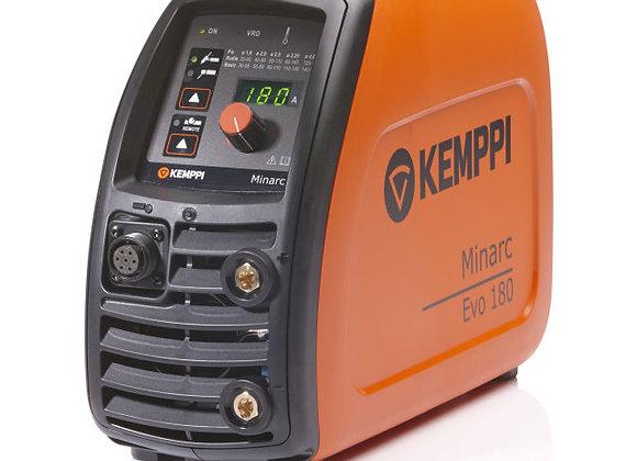 P0680 KEMPPI Minarc Evo 140A Compact CC MMA package (10A plug) VRD locked