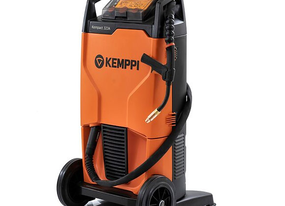P2268GX KEMPPI KEMPACT 251A 250A Mobile Regular CV MIG/MAG 2 roll drive package