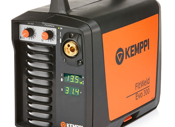 P2103GX KEMPPI FITWELD 300A Compact inverter CV MIG/MAG Tacking package