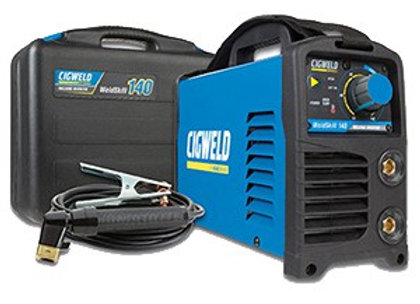 WELDSKILL 180 AMP INVERTER PLANT with LEADS in CAS