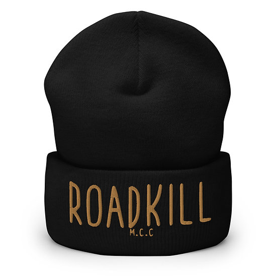 RoadKill Classic Beanie by Yupoong