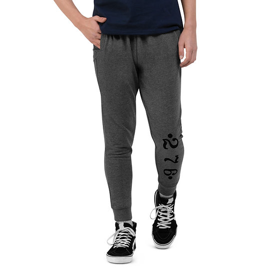Slim Fit 27 and 6 Joggers