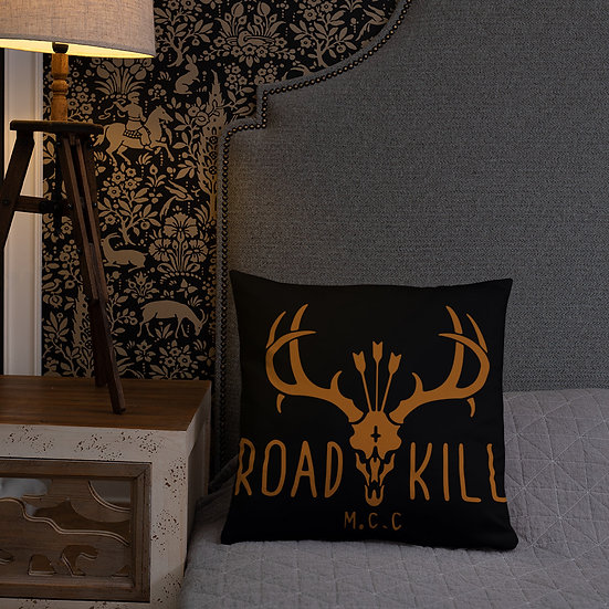 Roadkill Clubhouse Pillows