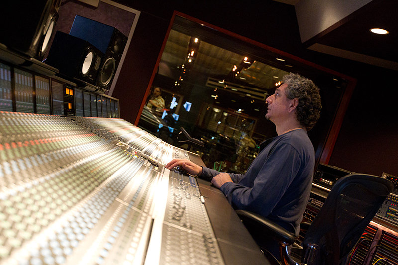 Recording / Mixing Engineer