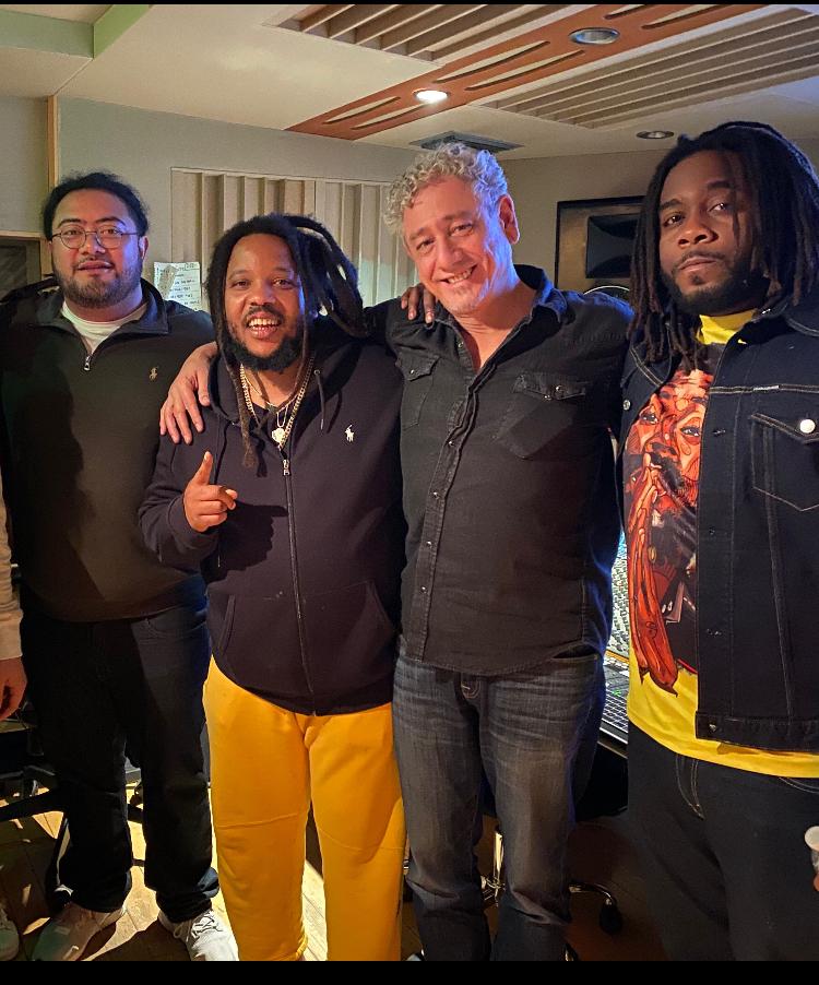 J Boog, Stephen Marley & Bonzai