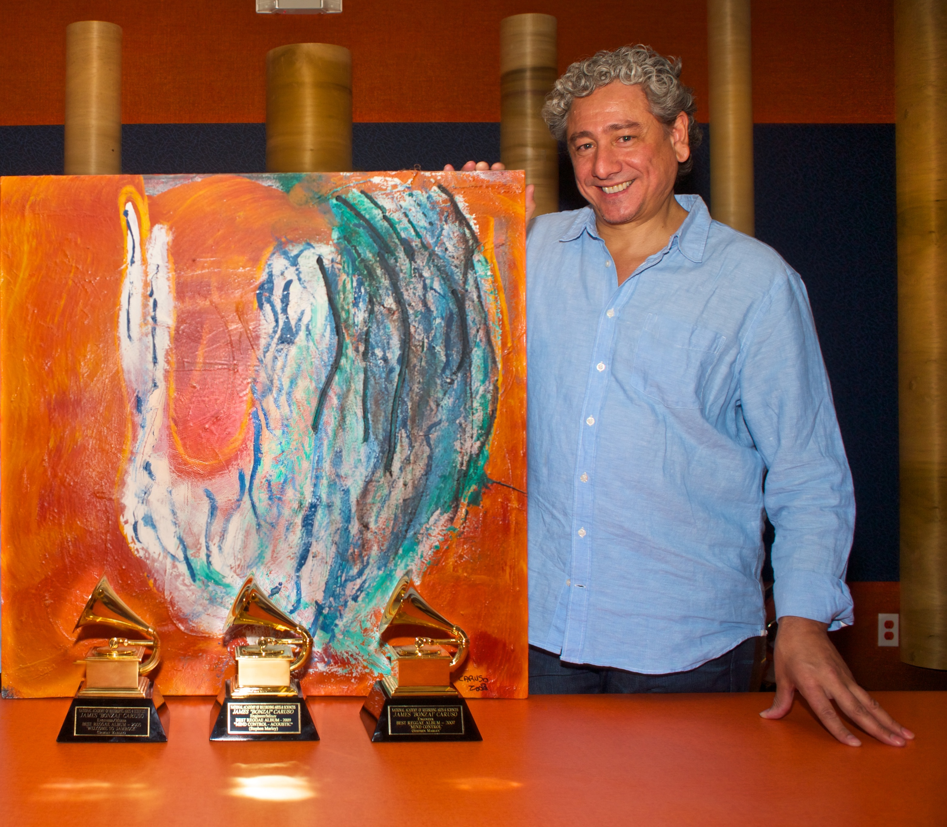 Paintings & Trophies
