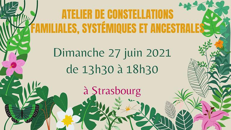 Atelier de Constellations Familiales, Systémiques & Ancestrales
