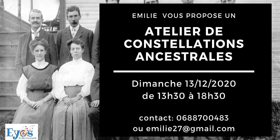 Atelier de Constellations Ancestrales