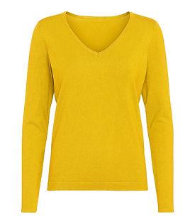 Adore V neck - lemon.jpg