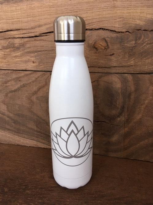 Bouteille isotherme 500 ml - Fleur de Lotus