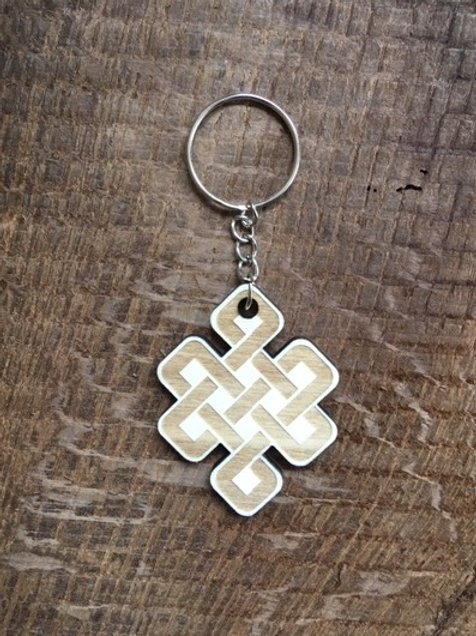Porte-clés - Nœud infini