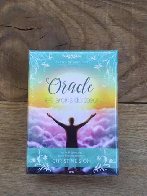 L'Oracle les jardins du coeurs
