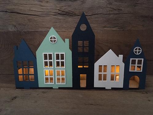 Kit créatif de Noël - Village nordique