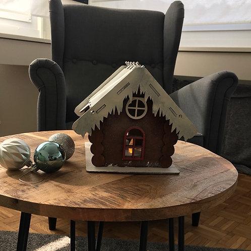 Kit créatif - La Maison du Père Noël