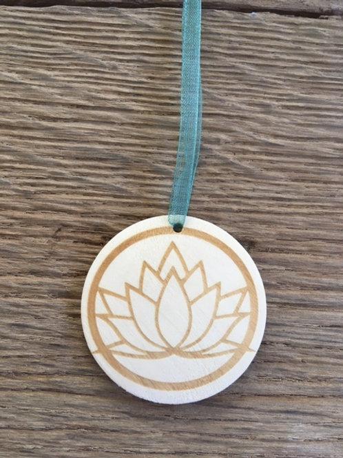 Disque diffuseur huiles essentielles - Fleur de Lotus