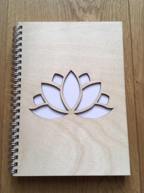 Cahier - Fleur de lotus