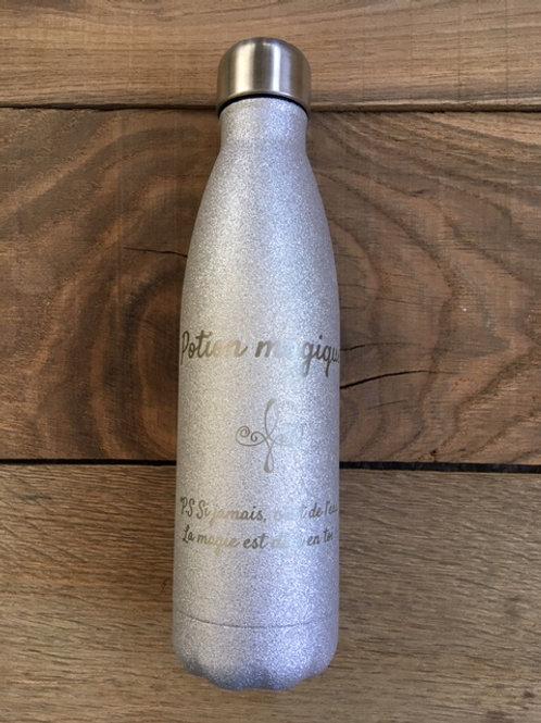 Bouteille isotherme 500 ml - Potion magique