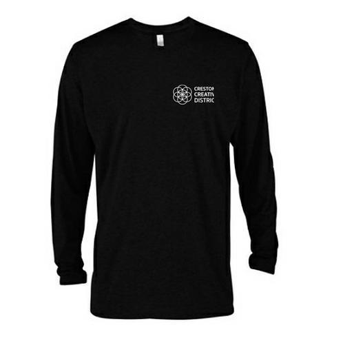CCD T-Shirt (Black Long-Sleeved)