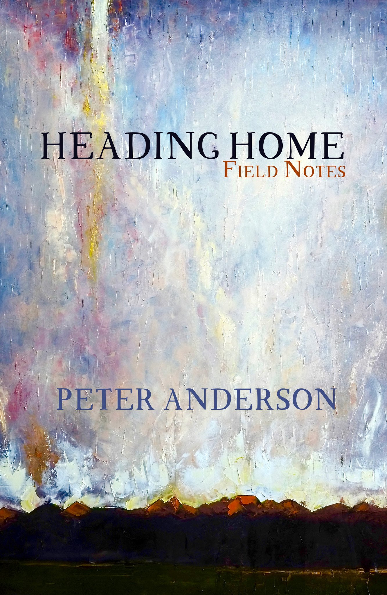 Peter Anderson Heading Home