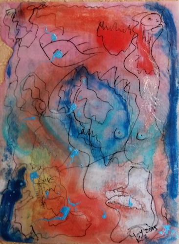 Blue-Goddess