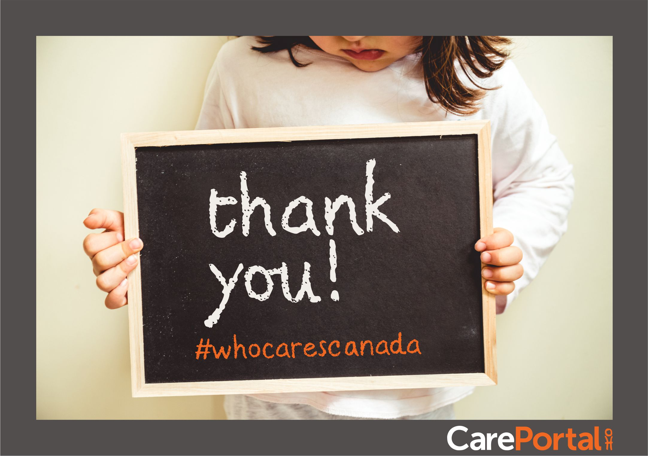 Who Cares - THANK YOU