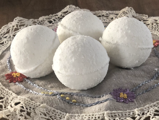 Homemade Bath Bomb Recipe