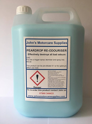 Pear Drop Air Freshener