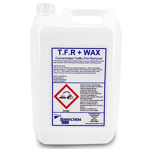 Traffic Film Remover - TFR + WAX  (2.5L)