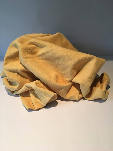 6-7 Sq Ft Large Real Genuine Chamois Leather Skin
