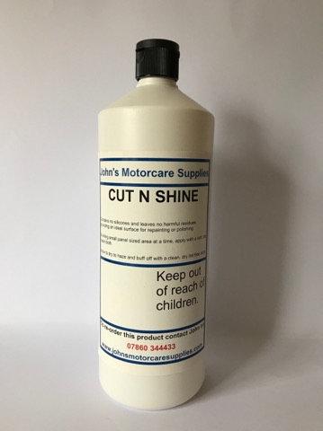 Premium Cut & Shine Polish