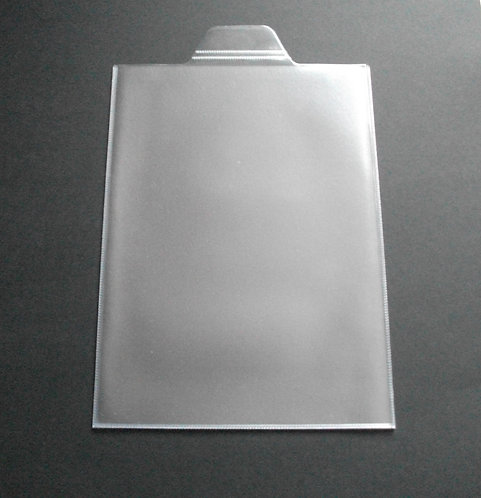 A4 Spec Sheet Holders Clear Vinyl For Sale Aid