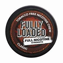 "Classic Chew - ""Fully Loaded"" - Full Nicotine Strength"
