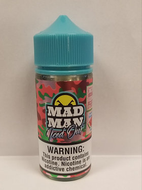 Crazy Watermelon Iced Out- Mad Man