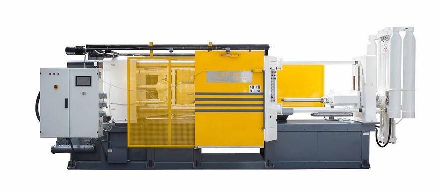 Hidroteknik Makine Fotosu - HTME 550