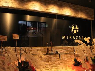 MIRACREAホームページリニューアル